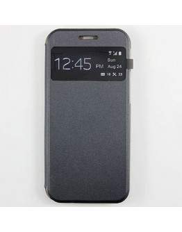 Husa protectie Flip Cover Smart View pentru HTC one2 M8